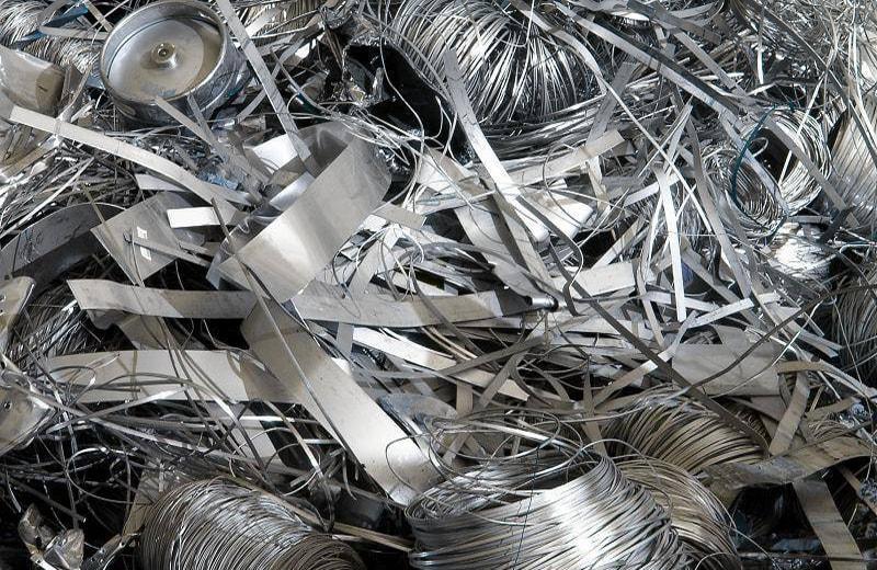 Пункт приема металлолома нержавейки.
