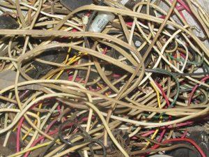 Сдать алюминиевый кабель выгодно.