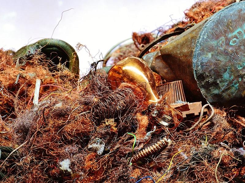 Купить лом меди в Трудовая скупка цветного металла г москва